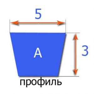 ремень 5х3