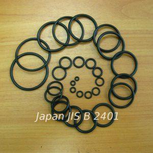 Кольцо № G130 (129,4x3,1) OR 129.4 - 3.1