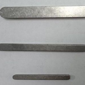 Шпонка призматическая 10 х 8 х (22 - 110) - ГОСТ 23360-78