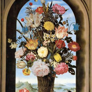 Ambrosius_Bosschaert_(I)_-_Bouquet_in_an_Arched_Window_-_WGA02654