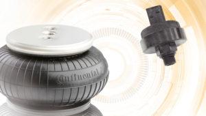 Интеллектуальная сенсорная технология Contitech