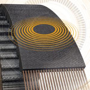 Интеллектуальный сенсорный приводной ремень, @Contitech