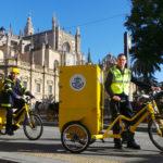 Испанская почтовая служба использует велосипеды E-load с системой 48V eBike от Continental до пакетов доставки и писем экологически безвредным, устойчивым образом. Фото: Bikelecing