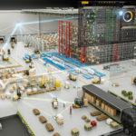 Continental способствует эффективному и безопасному движени материалов в растущей логистической отрасли