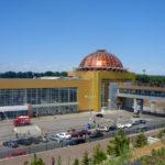 Железхно-дорожный вокзал Уфы